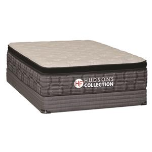Hudson's Collection River Oak Full Pillow Top River Oak 4 Mattress Set