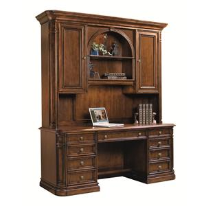 Sligh Winchester Desk & Hutch