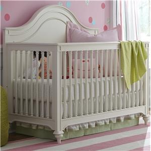 Universal Kids Smartstuff Bellamy Convertible Crib