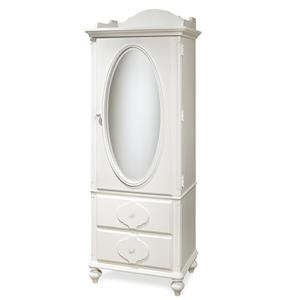 Smartstuff Black and White Armoire