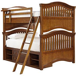 Smartstuff Classics 4.0 Full Storage Bunk Bed