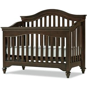 Universal Kids Smartstuff Classics 4.0 Convertible Crib to Full Bed