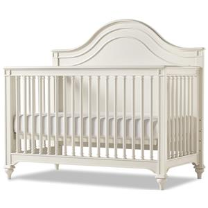 Universal Kids Smartstuff Genevieve Convertible Crib with Toddler Rail