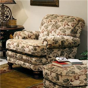Smith Brothers 346 Upholstered Chiar