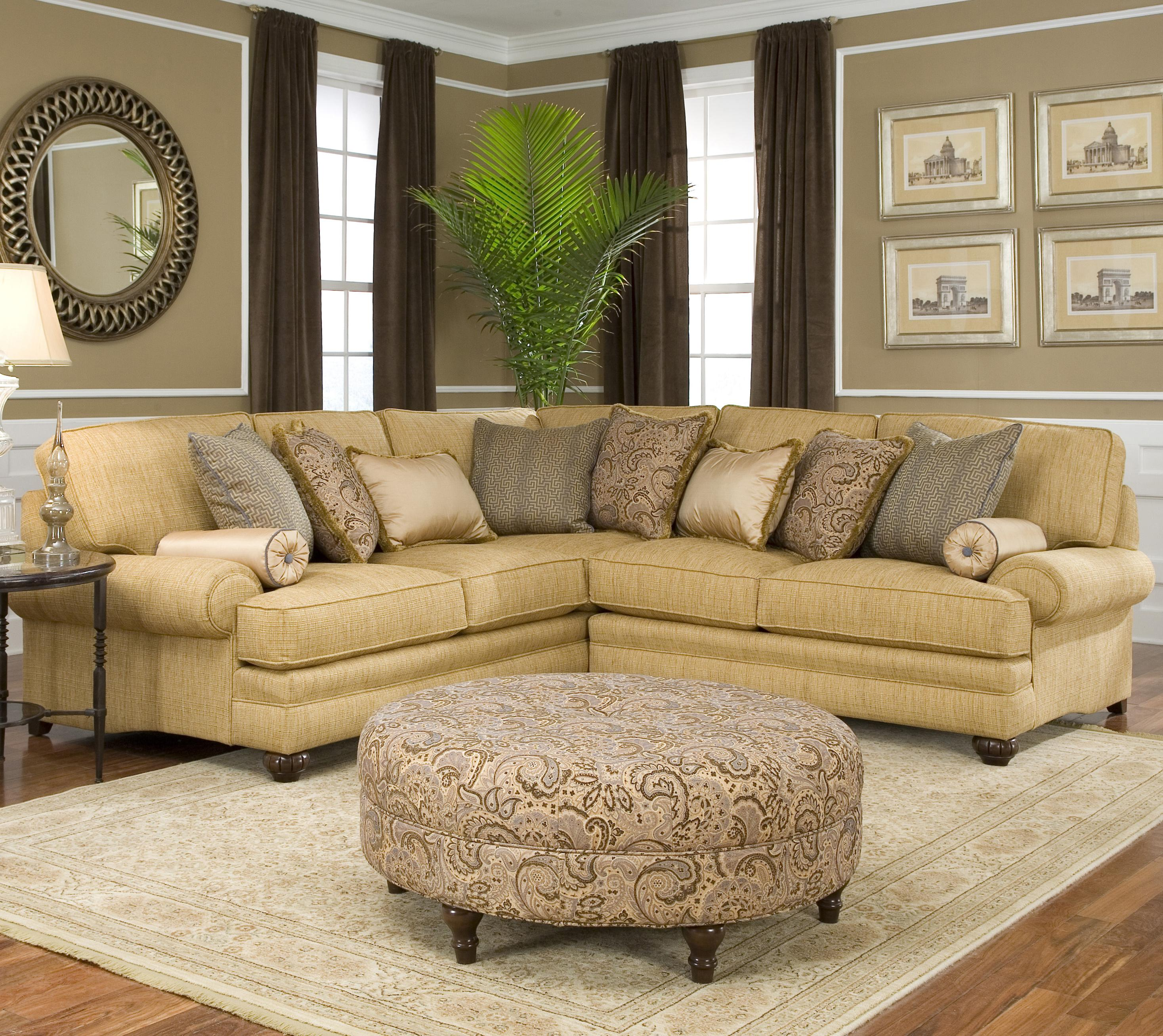 Living Room Ideas With Leather Sectional Wildwoodstacom
