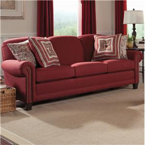Smith Brothers 397 Stationary Sofa