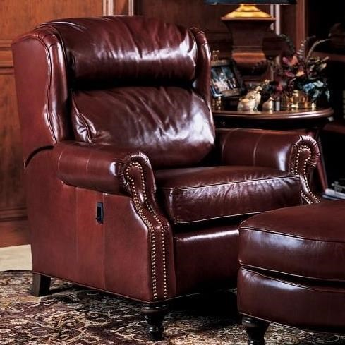 Classic Tilt Back Chair By Smith Brothers Wolf Furniture