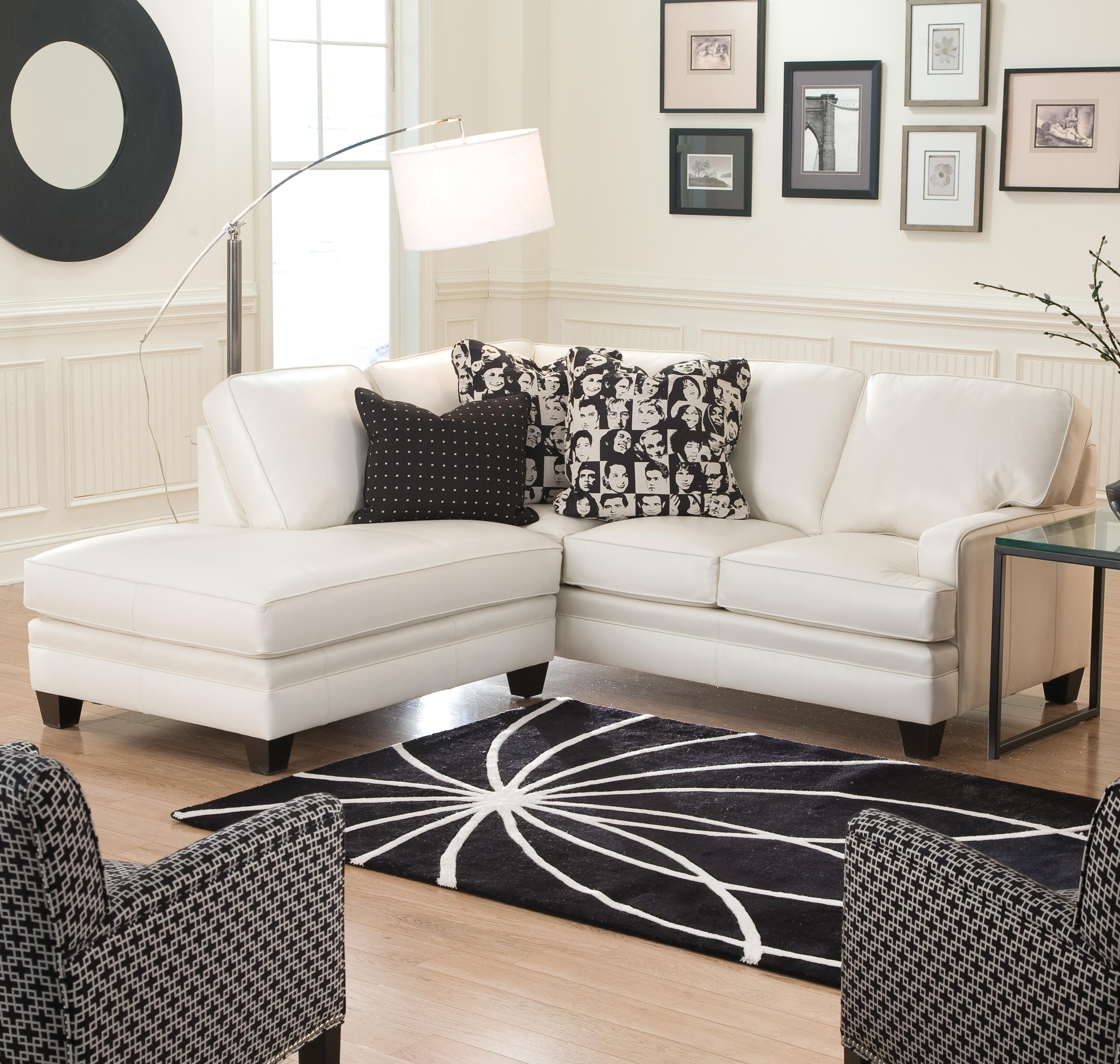 Small Sectional Sofa with Contemporary Look : sectional couches for cheap - Sectionals, Sofas & Couches