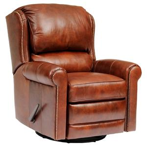 Smith Brothers Recliners  Swivel Glider Recliner