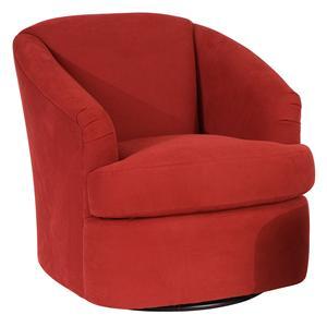 Contemporary Barrel Chair