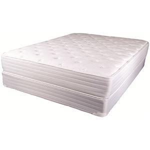 Solstice Sleep Products Ivybridge Queen Plush Mattress Set