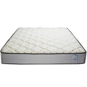Solstice Sleep Products Veridian Aqua Plush Mattress Set