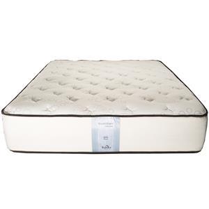 Solstice Sleep Products Veridian Jade Queen Plush Mattress Set