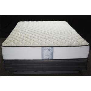 Solstice Sleep Products Veridian Tourmaline King Firm Mattress