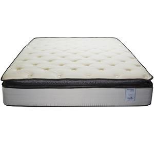 Solstice Sleep Products Veridian Verde King Pillow Top Mattress