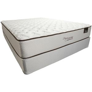 Southerland Bedding Co. Sleep XPressions Browning King Firm Mattress Set