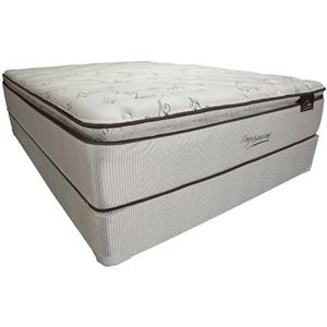 Southerland Bedding Co. Sleep XPressions Collins King Pillow Top Mattress Set