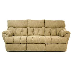 Design to Recline Full Relaxer Lay-Flat Reclining Sofa