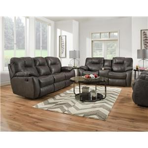 Double Reclining Reclining Sofa