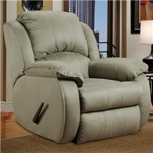 Southern Motion Cagney Powerized Rocker Recliner