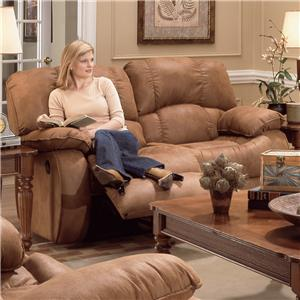 Southern Motion Continental 792 Double Reclining Loveseat