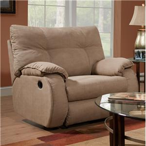 Southern Motion Dodger Reclining Chair & a Half