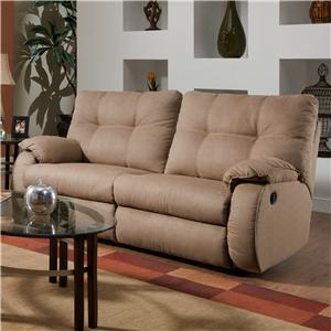 Southern Motion Dodger Reclining Loveseat