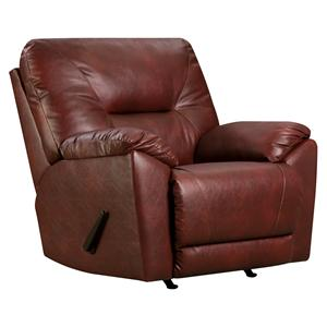 Southern Motion Dynamo Lay-Flat Recliner