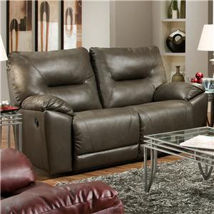 Southern Motion Dynamo Double Reclining Loveseat