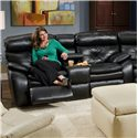 Southern Motion Jitterbug Console Sofa - Item Number: 805-28