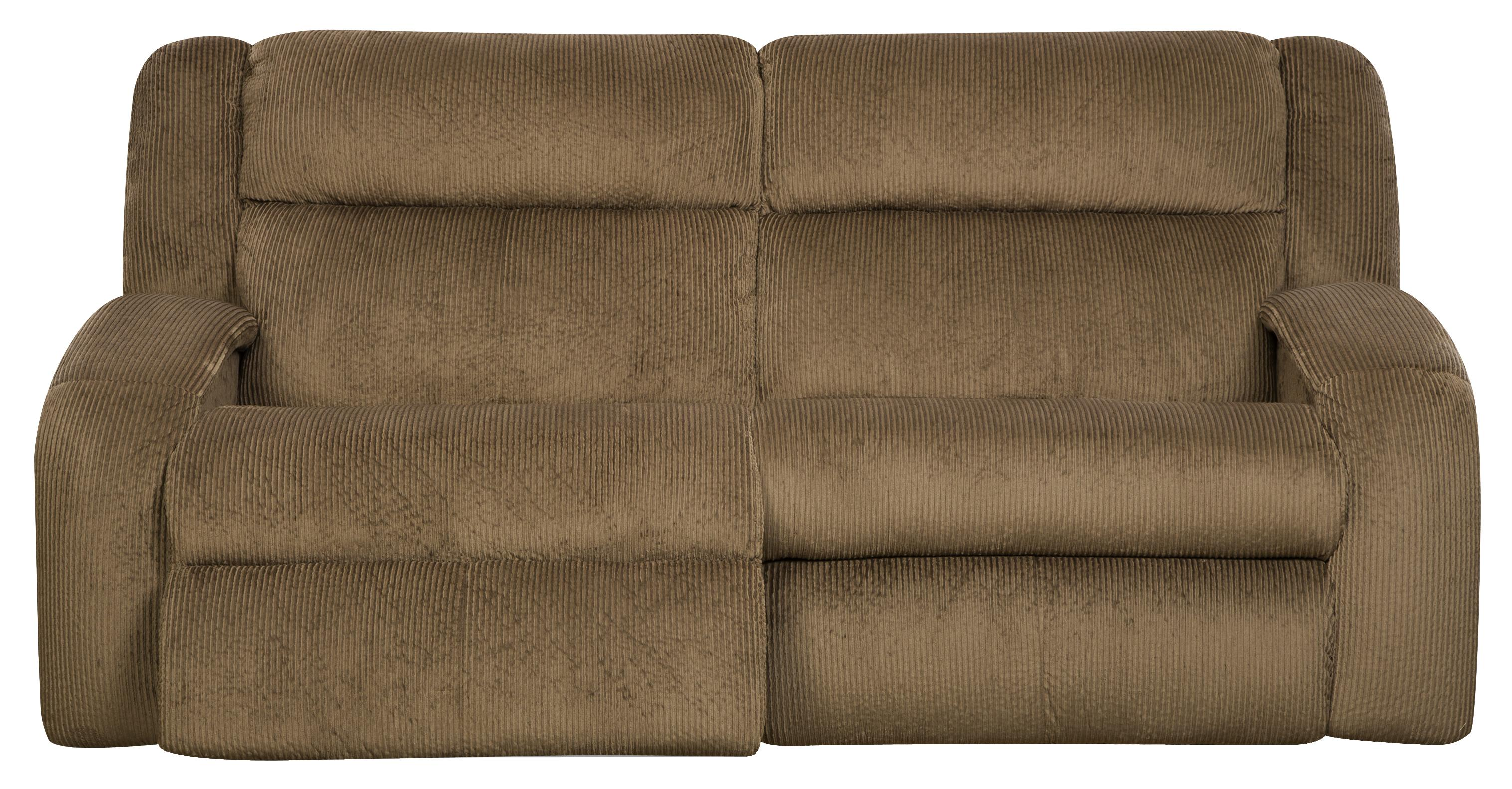 Layflat Reclining Sofa With Contemporary Style By Southern