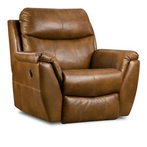 Southern Motion Monaco Power Lay Flat Recliner