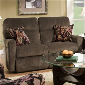 Belfort Motion Parker Double Reclining Loveseat