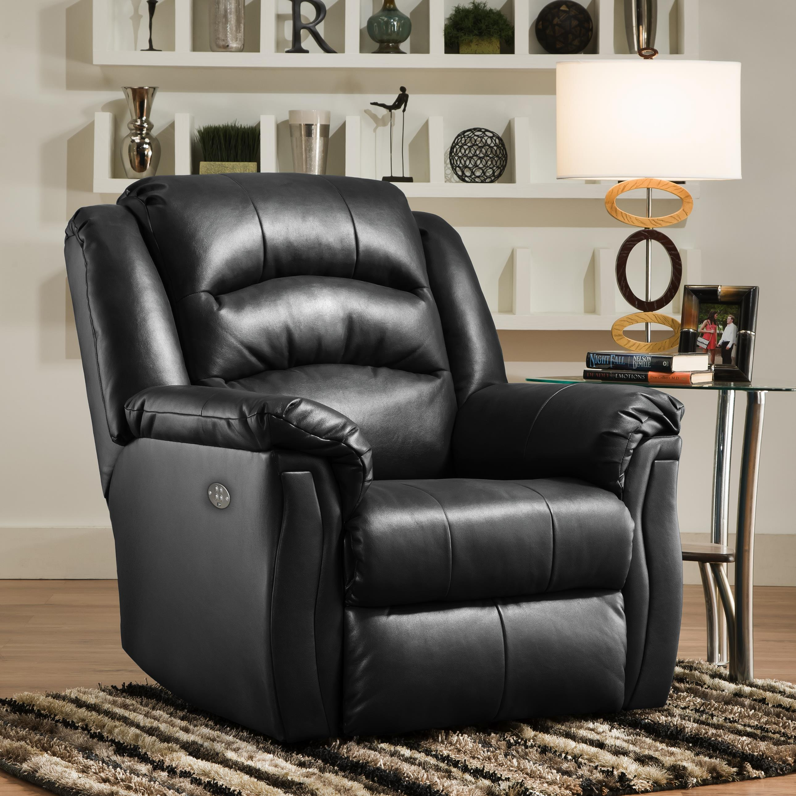 Max Rocker Recliner By Southern Motion Wolf And Gardiner Wolf Furniture