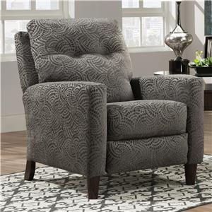 Southern Motion Recliners Bella High Leg Recliner