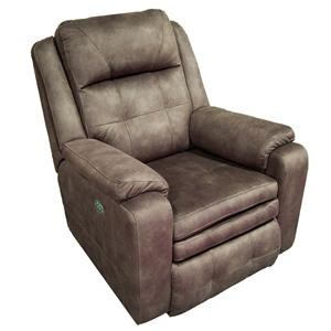 Power Headrest Recliner