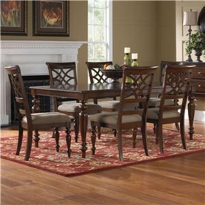 Standard Furniture Woodmont 7-Piece Dining Set