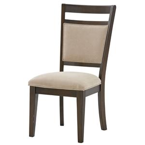 Standard Furniture Avion  Upholstered Side Chair