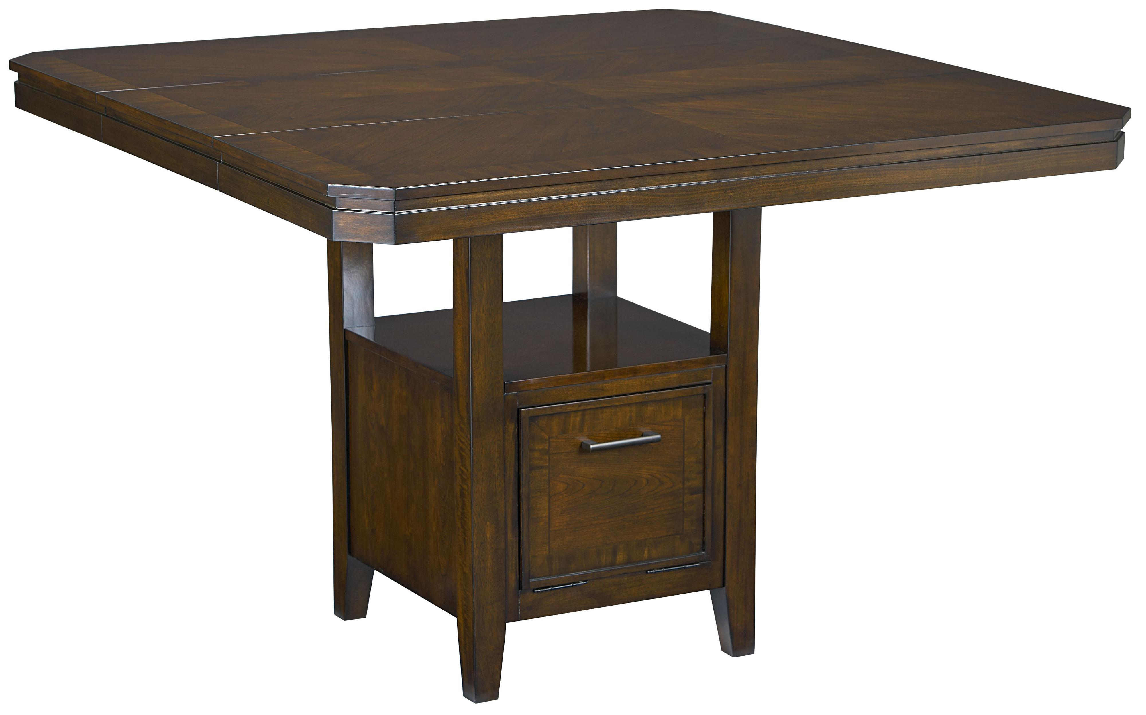 extendable dining furniture height farmhouse counter laurel modern wayfair tables pdx hillary rectangular reviews table foundry