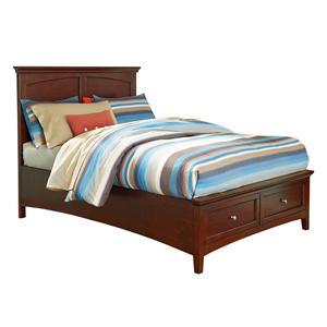 Standard Furniture Cooperstown Twin Storage Bed