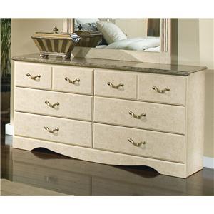 Standard Furniture Florence 5950 Dresser