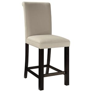Standard Furniture Gateway Parsons Upholstered Barstool