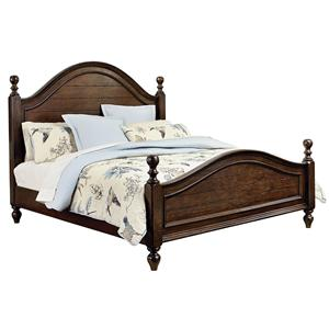 Standard Furniture Heritage Queen Poster Bed