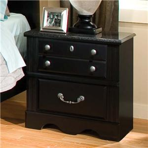 Standard Furniture Madera Night Stand
