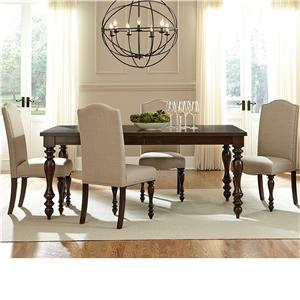 Standard Furniture McGregor Dining Table and Chair Set