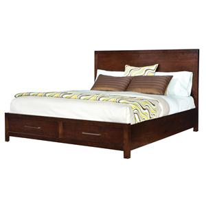 Standard Furniture Metro King Platform Bed