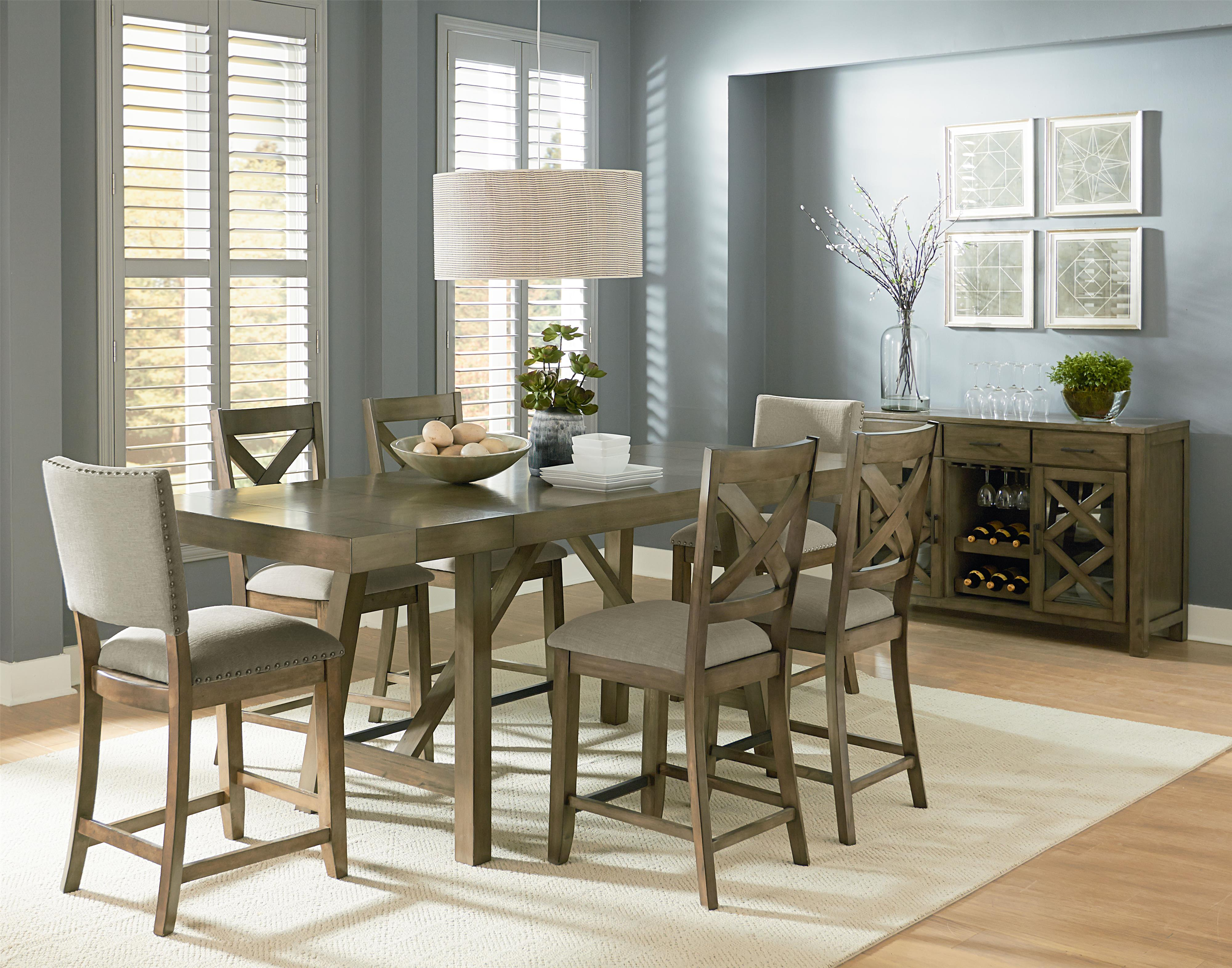 Inspiring Standard Height For A Dining Room Table Contemporary ...