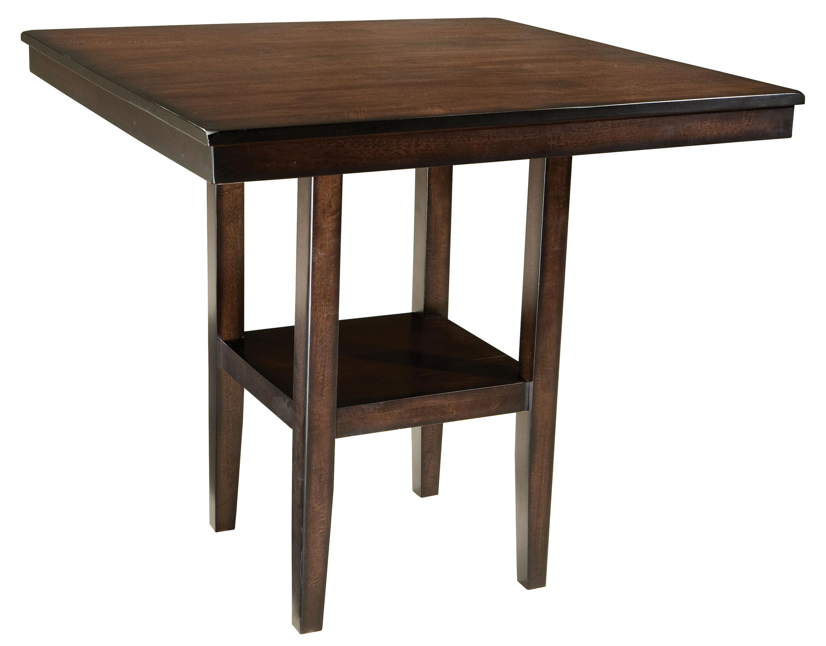 5 Piece Contemporary Counter Height Table And Stool Set By