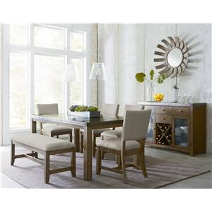 Vendor 855 Lansing Casual Dining Room Group