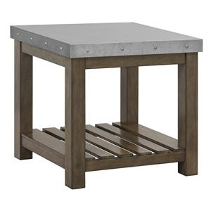 Standard Furniture Riverton Accent Tables End Table